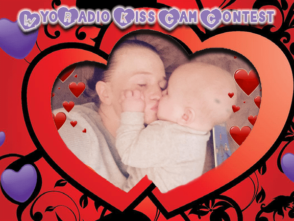 Tricia Foster and her son Michael